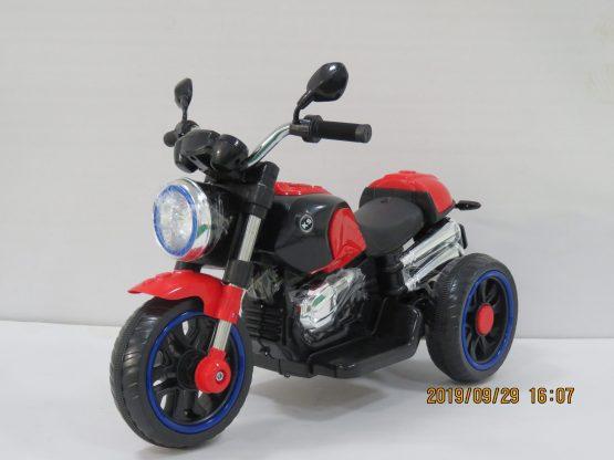 Moto Castom 12V ROSSA