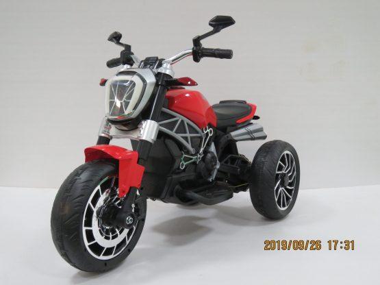 Moto Drugster 12V ROSSA