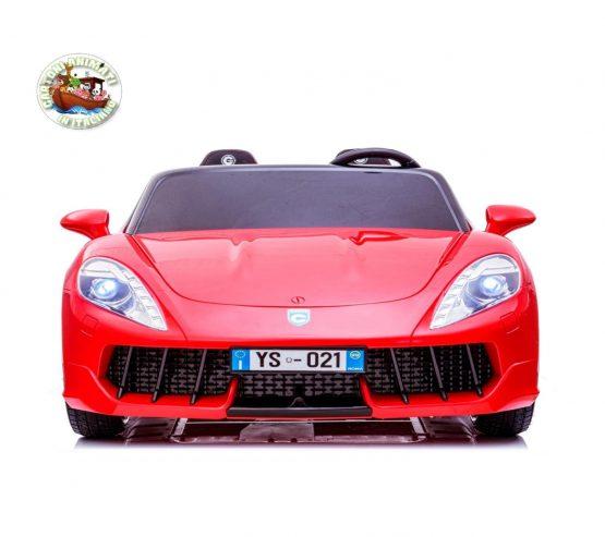 MONACO GT4 RACE 24V ROSSA NEW