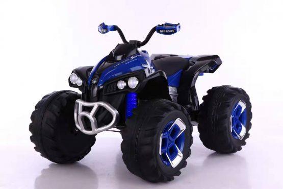 QUAD ATV 12V BLU