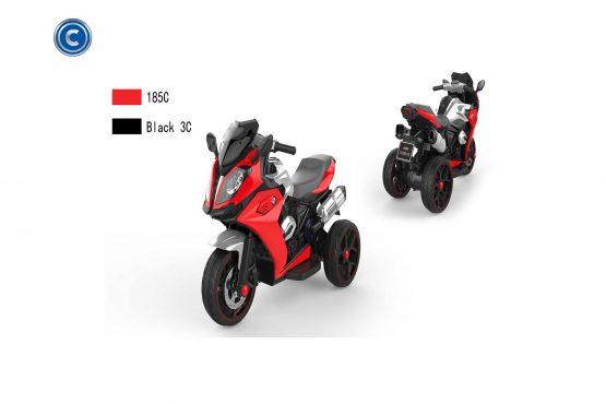 Moto Elettrica 12V BJ1200B ROSSA