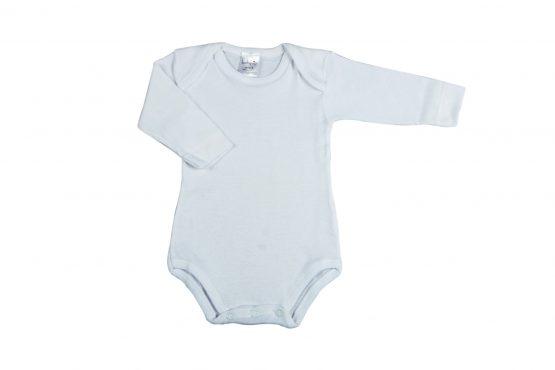 BABY VIP BODY NEONATO MANICA LUNGA IN COTONE 2 PZ