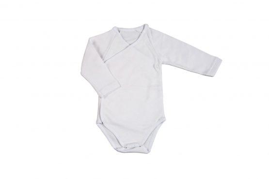 BABY VIP BODY SCALDACUORE MANICA LUNGA IN COTONE CALDO 2 PZ J1559/01