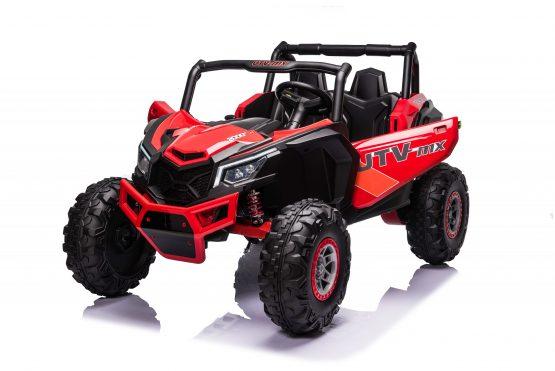 TANDER XMX613 ROSSO 24V 4X4