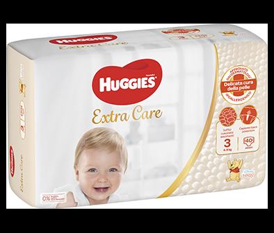 HUGGIES® EXTRA CARE -GRANDE-