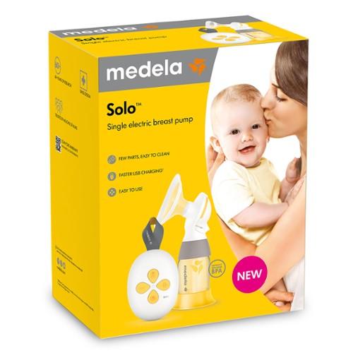 SoloSingleElectricPumpBox