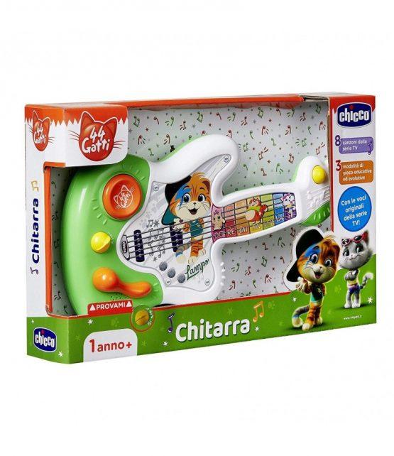 CHITARRA  44 GATTI – CHICCO –