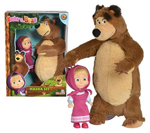 MASHA AND THE BEAR – SIMBA-