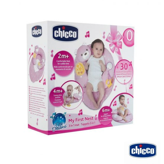 MY FIRST NEST (GIRL) – CHICCO –