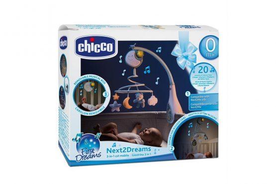 NEXT 2 DREAMS GIOSTRINA – CHICCO –